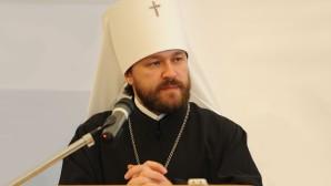Митрополит Волоколамский Иларион: Легитимизация раскола на Украине рассечет на части все тело мирового Православия