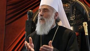 Visita del Patriarca serbo Ireneo
