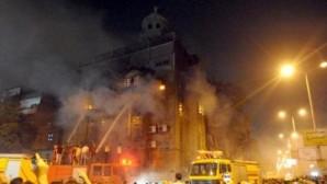 Dichiarazione del Presidente del Dipartimento sulle aggressioni alle chiese copte