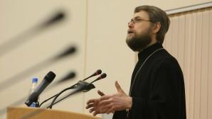 (Russian) Представитель Русской Православной Церкви принял участие в богословской конференции, которая прошла в древнейшем университете Шотландии