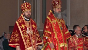 Visita in Lituania del metropolita Hilarion
