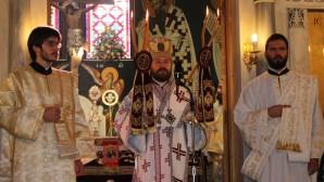 Liturgia nella chiesa di s. Sofia ad Atene