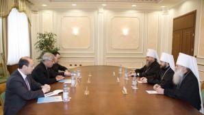 Visita al Ministero degli esteri del Kazakistan