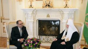 Incontro con l'ambasciatore egiziano