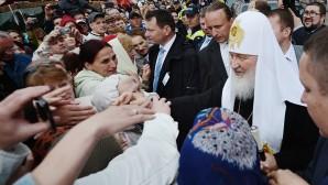 Se realizó la visita del Santísimo Patriarca Kirill a Estonia