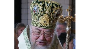 Il Primate della Chiesa Ortodossa Polacca a Mosca