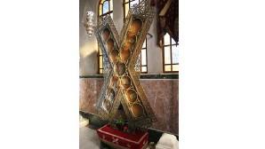 La croce di Sant'Andrea in Russia