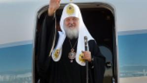 Santísimo Patriarca Kiril realizó una visita a la Iglesia Ortodoxa de Moldova