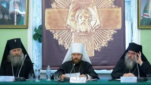 Le président du DREE est intervenu à la conférence internationale « Les monastères et le monachisme : traditions et modernité »