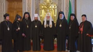 Santísimo Patriarca Kiril: Tomamos los sufrimientos del pueblo sirio  como nuestros propios