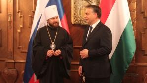 Incontro con il primo ministro ungherese
