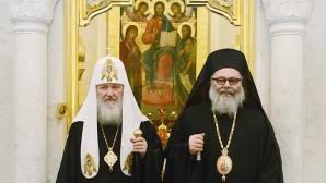 Messaggio congiunto dei Patriarchi di Antiochia e di Mosca