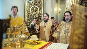 L'arcivescovo di Sendai a Mosca