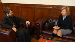 Incontro con l'ambasciatore della Lettonia