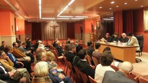 """En Madrid se llevó a cabo la presentación del libro del Santísimo Patriarca Kiril de Moscú y toda Rusia, """"Libertad y responsabilidad: en busca de la armonía"""", traducido al español"""