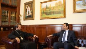 L'ambasciatore del Libano al Dipartimento