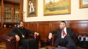 Il presidente della Conferenza dei rabbini europei al Dipartimento