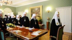 Riunione del Santo Sinodo