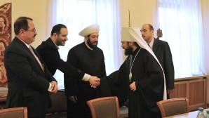 Visita del Gran Mufti di Siria