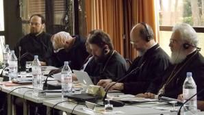 Se clausuró la segunda sesión de la Comisión Especial Interortodoxa