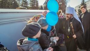 Terminata la visita del metropolita Hilarion a Kazan'