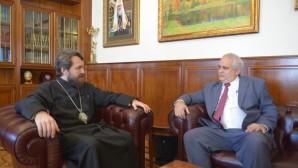Incontro con l'ambasciatore di Cuba