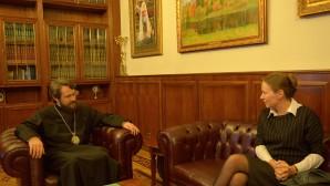 Incontro con l'ambasciatore polacco