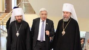 Riunione presso il Consiglio di Stato del Tatarstan