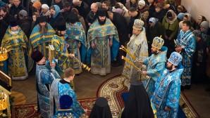 Apertura delle celebrazioni del principe Vladimir a Kazan'
