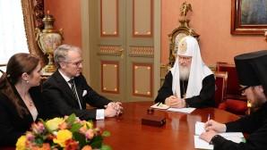 Il Patriarca incontra l'ambasciatore tedesco