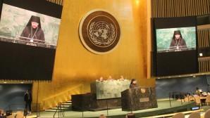 Vescovo russo interviene all'ONU