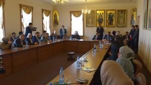 Incontro con delegazione irachena