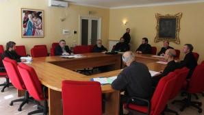 Visita del metropolita in Italia