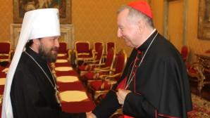 Colloqui del metropolita in Vaticano