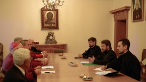 Delegazione anglicana al Dipartimento