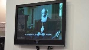 Una película sobre el Patriarca Kiril fue presentada en  la Feria Internacional del Libro de Belgrado