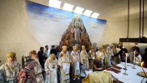 Concelebrazione dei Primati delle Chiese Ortodosse