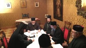 Incontro dei vescovi ortodossi in Italia