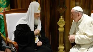 Incontro tra il Patriarca e il Papa