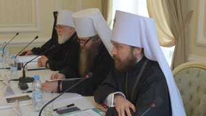 DECR chairman attends conference on the forthcoming Pan-Orthodox Council