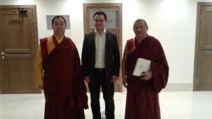 Un représentant du DREE a pris part à une table ronde sur le bouddhisme en Russie