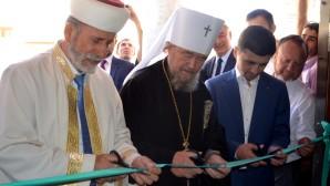 Le métropolite Lazare de Simferopol et de Crimée a félicité les musulmans de la presqu'île à l'occasion de l'ouverture du site « Seit-Settar »