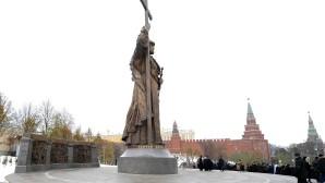 Inaugurato il monumento a San Vladimir