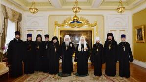 Incontro con il Primate della Chiesa Ortodossa in America