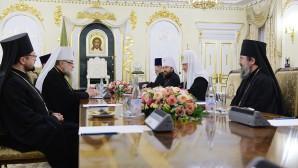 Incontro con il Primate della Chiesa Ortodossa di Polonia