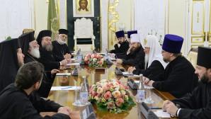 Incontro con il Patriarca di Alessandria