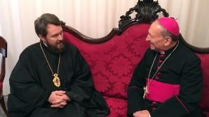 Il metropolita a Bari