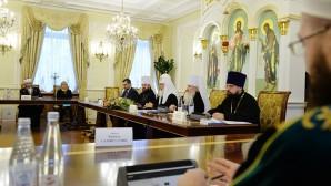 Le Patriarche Cyrille a présidé la réunion du présidium du Conseil interreligieux de Russie