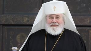 Félicitations de S. S. le patriarche Cyrille pour le 70e anniversaire de l'archevêque Léon d'Helsinki et de toute la Finlande