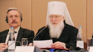 Une délégation de l'Église orthodoxe russe participe à un forum interreligieux à Bakou
